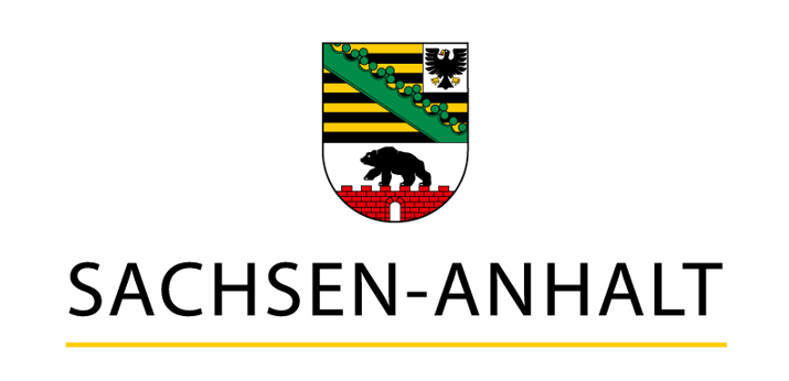 Logo Wappen Sachsen-Anhalt