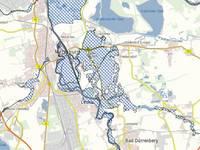 Überschwemmungsgebiete