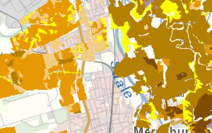 Menu: Bodenschätzung